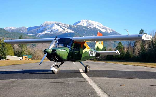 The Vashon Ranger R7 was made to lower the cost of flying