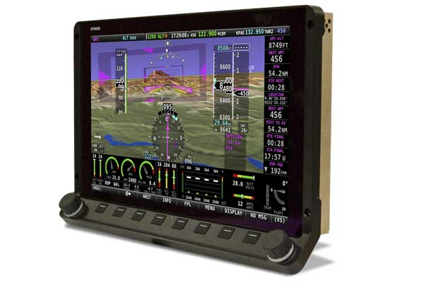 The Vashon Ranger R7 comes complete with full Dynon Avionics glass panel EFIS