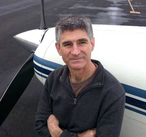 Vashon Aircraft Chief Engineer Ken Krueger