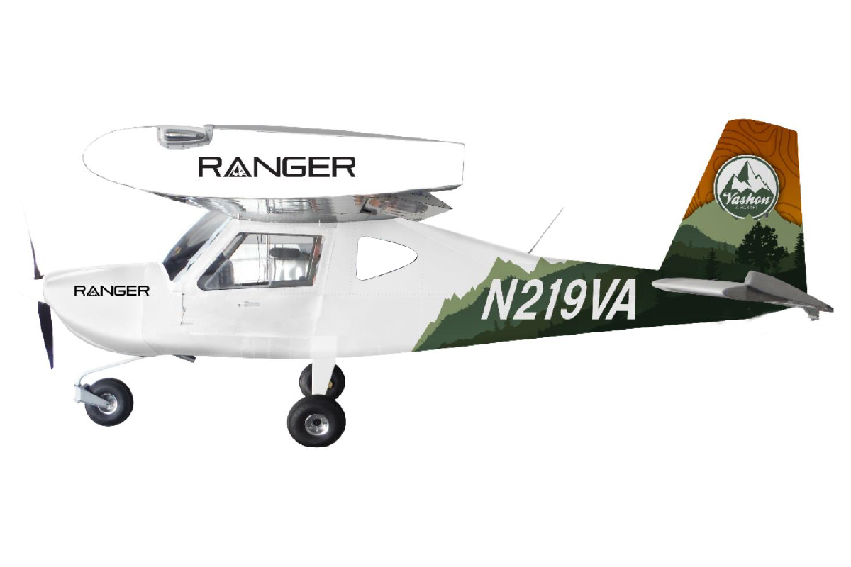 Are you looking for a little more splash when you show up at the next fly-in with your brand new Ranger R7?