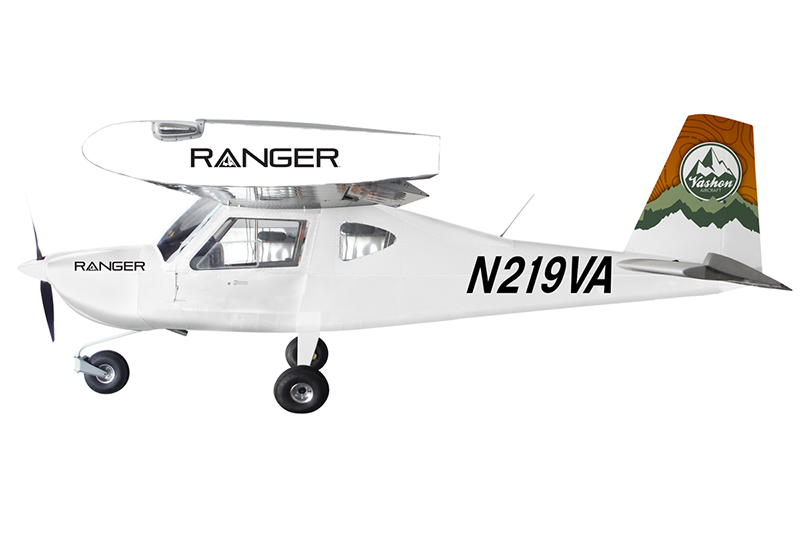 The Ranger R7's standard design
